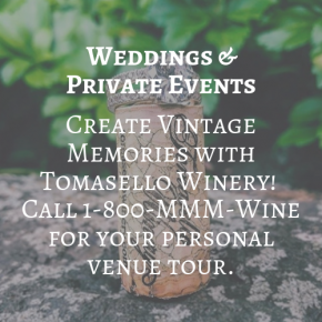 Weddings & Private Events