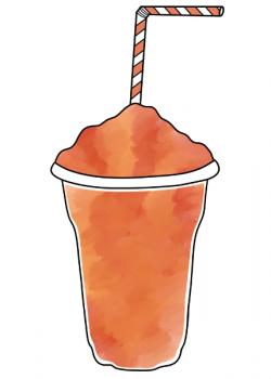 Strawberry Mango Slushie